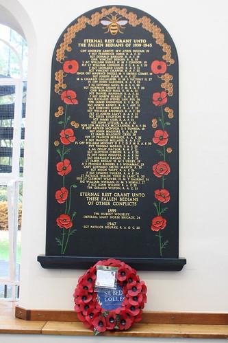 War Memorial 2018