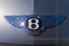 2012 Bentley Continental GTC (Flightline Aviation Media) Tags: bruceleibowitz stockphoto car samsung galaxy s9 eurofest automobile classic bentley continental gtc mulliner logo emblem 2012 antique vehicle