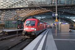 DB Regio 182 010 Berlin Hauptbahnhof (daveymills37886) Tags: db regio 182 010 berlin hauptbahnhof baureihe siemens es64u2 taurus