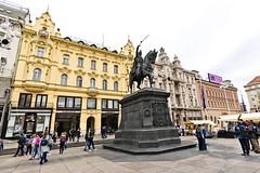 Zagreb Square (ed_wka_2000) Tags: zagreb cityofzagreb croatia