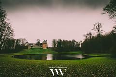 DSC_0078 (vanwilderode) Tags: castle forest gaasbeek belgium flanders winter museum 1240 park baron old grass landscape travel hill nature tourism