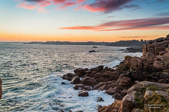 DSC_6412-HDR (maxjouv) Tags: morning matin coast côte ploumanach bretagne bzh sun risinh rising sea mer