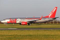 G-JZBB_02 (GH@BHD) Tags: gjzbb boeing 737 738 737800 b737 b738 ls exs jet2 airliner aircraft aviation dub eidw dublin dublinairport dublininternationalairport