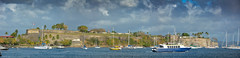 ... Fort de France ... (wolli s) Tags: caribbean fortdefrance martinique mq panorama stitched nikon d7100