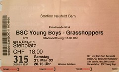 "BSC Young Boys - Grasshoppers Club Zürich 2:4 (1:2) • <a style=""font-size:0.8em;"" href=""http://www.flickr.com/photos/79906204@N00/46080699402/"" target=""_blank"">View on Flickr</a>"