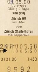 "Bahnfahrausweis Schweiz • <a style=""font-size:0.8em;"" href=""http://www.flickr.com/photos/79906204@N00/46130655291/"" target=""_blank"">View on Flickr</a>"