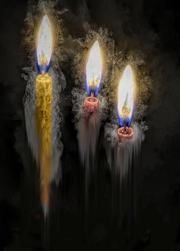 Photo#338-The 3rd Night Of Chanukkah
