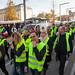 Les gilets jaunes manifestent à Avignon