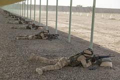 150624-A-YV246-038 (Matthew Bailey Photos) Tags: camptaji 5thsquadron 82ndabndiv 3rdbde assist advise usarmy iraq training iraqiarmy 73rdcavalryregiment 20thpublicaffairsdetachment arcent 573cav isil daish combinedjointtaskforceoperationinherentresolve islamicstateofiraqandthelevant m16rifle m249squadassaultweapon 76thbrigade 16thdivision oir operationinherentresolve operationinherentresolute soldiers comcam 2505thparachuteinfantryregiment 2505thpir mortars iq