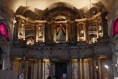 Contre-façade, église San Rocco, campo San Rocco, sestiere de San Polo, Venise, Vénétie, Italie. (byb64) Tags: sanpolo frari venise venezia venice venedig venexia venecia vénétie veneto venetien italie italy italia italien europe eu europa ue unesco unescoworldheritagesite ville ciudad city town citta sanrocco église church chiesa iglesia kirche xviiie 18th orgue orgues organo gaetanocallido baroque baroco barocco barock artbaroque