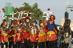 Festival OGOBAGNA_13 (Tiécoura) Tags: dogon mali festival masques lutte bamako petit goro afrique ben zabo