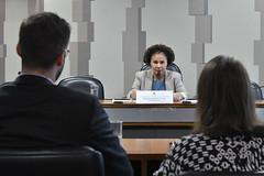 CDH - Comissão de Direitos Humanos e Legislação Participativa (Senado Federal) Tags: ataque audiênciapública cdh direitoshumanos disseminação informaçãofalsa redessociais senadorareginasousaptpi brasília df brasil bra