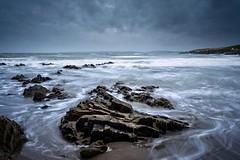 Inch strand, Cork (Pat Kelleher) Tags: inch beach seascape landscape ireland irlanda cork sony longexposure slowshutter moody sea