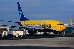 C-GTQI (Air Transat - ASL) (Steelhead 2010) Tags: airtransat aslairlines boeing b737700 yyz creg cgtoi