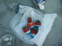 CIMG7917wtmk (CIAphotos) Tags: aberdeen wa usa strawberries dessert