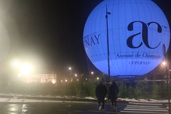 Ballon F-HRNY (CHRISTOPHE CHAMPAGNE) Tags: 2018 epernay france marne 51 champagne habit lumiere ballon captif fhrny