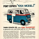 1954 Twin Coach Pony Express Van thumbnail