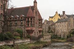 Water of Leith (separatesunsets) Tags: architecture deanvillage edinburgh old scotland stockbrigde waterofleith