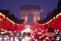 Rouge sang (A.G. Photographe) Tags: anto antoxiii xiii ag agphotographe paris parisien parisian france french français europe capitale d850 nikon sigma 150600 arcdetriomphe champsélysées bokeh ladéfense