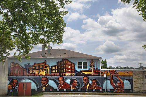 Coatesville Memorial Mural