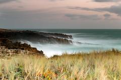 NB 2018 02 (Nelson Bolinhas) Tags: sunset sundown ocean rocks clouds coast portugal coastline seascape landscape nelsonbolinhas sky