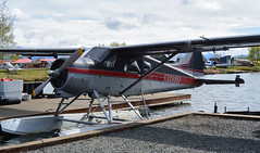 DHC-2 | N995SP | LHD | 20150510 (Wally.H) Tags: dehavilland canada dhc2 beaver n995sp lhd palh anchorage lakehood airport