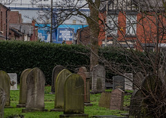 The inhabitants of this cemetery would have been around when that Goodison record was broken (Dave Wood Liverpool Images) Tags: anfield goodison liverpool evertonfc
