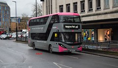 2925 Metrobus Bristol (KLTP17) Tags: yn68euu 2925 adl enviro400 city metrobus ctplus first bristol m1 68reg uk bus
