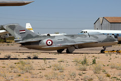 (301) | Shenyang J-6A (MiG-19PF) | Egyptian Air Force (cv880m) Tags: pima tucson arizona museum airspace aircraft aviation military airplane 301 shenyang j6a farmer mig mig19 china russia fighter egyptianairforce airforce egypt