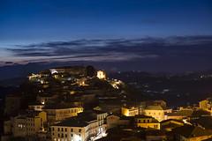 "Arpino (Mauro Vacca "" Photos "") Tags: maurovacca marvelus nikond610 nikon nightscape nightphotography italy italianphotographer italia ciociaria cielo sky arpino dreamscape paesaggio panorama"