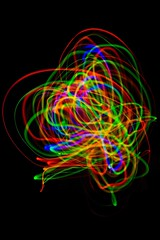 (laulida) Tags: lightpainting poselongue flickr abstract abstrait couleur color