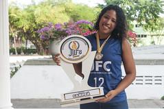 Equipes femininas campeãs de Basquete e Futsal - Desporto UFC | Foto: Viktor Braga (ufcinforma) Tags: desportoufc