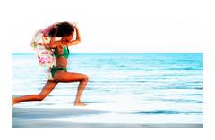 Playful... (bafdias) Tags: people beach playing sonya850 minolta100mmf25