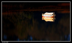 Quiétude...... (faurejm29) Tags: faurejm29 canon étang barque nature paysage e