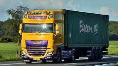 NL - H.J. Meerveld DAF XF 106 SSC (BonsaiTruck) Tags: eerveld daf lkw lastwagen lastzug truck lorry camion caminhoes