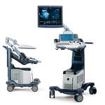 超音波画像診断器の写真