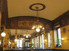 Caffè San Marco (1914) - Via Cesare Battisti 18, Trieste (Yvette G.) Tags: trieste italie café restaurant belleépoque cafésanmarco italosvevo jamesjoyce umbertosaba claudiomagris demeuredelesprit livre librairie