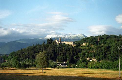 Convento di Sant'Antonio al Monte - Rieti - Italia