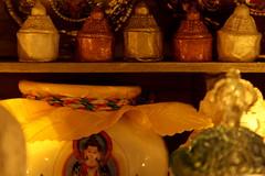 insight of a shrine (Etching Stone) Tags: shrine dharma buddha nangpa buddhism tsatsa figure statue objekt image mind mindset meditation natureofmind program sangha religio spiritual shadow temple collect insight wave sound mantra reset dogtooth holy stupa