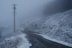 Nebbia (Andrea.Piccioli) Tags: montepiano appennino fujifilm nebbia neve snow xm1 xf3514 fujinon fuji