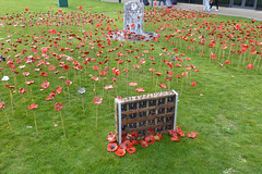 REMEMBRANCE (piktaker) Tags: essex southend southendonsea londonsouthendairport egmc sen poppies ww1 lestweforget 100years remembrance thegreatwar 19141918 19182018 111111 worldwar1 armistice