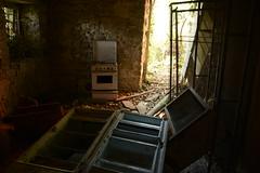 Bugnano (ThiaTir) Tags: urbex abbandoned old house time
