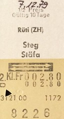 "Bahnfahrausweis Schweiz • <a style=""font-size:0.8em;"" href=""http://www.flickr.com/photos/79906204@N00/32259688698/"" target=""_blank"">View on Flickr</a>"