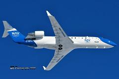 C-GFIO Nav Canada Bombardier CRJ-200ER DSC_7010 (Ron Kube Photography) Tags: aircraft plane flight airliner nikon nikond500 d500 ronkubephotography yyc calgary calgaryinternationalairport cgfio
