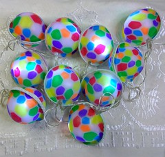 IMG_20181202_224057 (klio1961) Tags: authentic artesania arcillapolimerica art arcoiris unique polymerclay handmade fairylights christmaslights xmaslights bubble lights night
