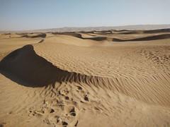 Por la cuenca del Deriya. Desierto de Taklamakán. China (escandio) Tags: dunas taklamakan keriya china2018 china 2018 3 xinqian