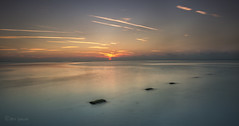 Spaced out (Through Bri`s Lens) Tags: sussex lancing sunrisebeachlow sun cloud brianspicer canon5dmk3 canon1635f4 lee09softgrad