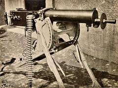 German Maxim Machine Gun  4-29-18 NARA111-SC-33694-ac (over 14 MILLION views Thanks) Tags: germanarmy ww1 worldwari france 19141918