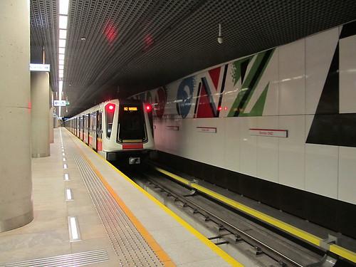 Siemens Inspiro, #66, Metro Warszawskie