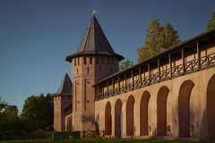 The Saviour Monastery of St. Euthymius. Suzdal, Russia (varfolomeev) Tags: 2018 россия церковь russia church fujifilmxt10